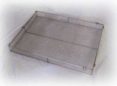 InLine Cleaning Stainless Baskets